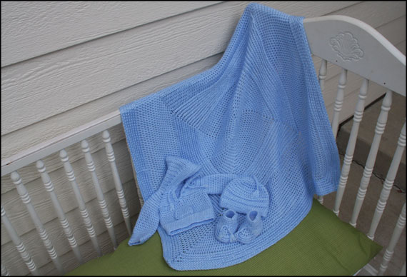 bd98afe82 Baby Blue – HDC Faux Stockinette Baby Set