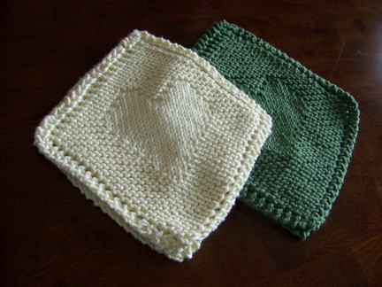 Free Dishcloth Knitting Patterns