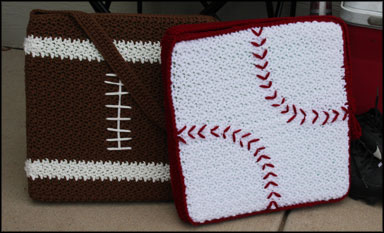 Play Ball Pillow And Stadium Cushions
