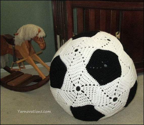 Soccer ball bean bag chair and blanket set dt1010fo
